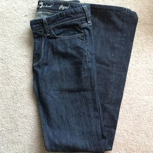 7 For All Mankind Wide Leg Jean